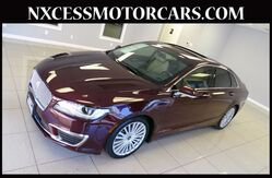 2017 Lincoln MKZ VENTILATED SEATS NAVIGATION 1-OWNER. Houston TX