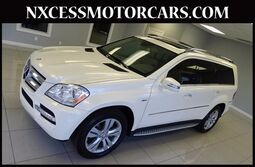 Mercedes-Benz GL-Class GL 350 BlueTEC PREMIUM/ROOF/DVD ENT PKG 3-ZONE A/C 1-OWNER. 2012