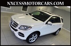 2016 Mercedes-Benz GLE GLE350 PREMIUM/HEATED PKG 1-OWNER. Houston TX