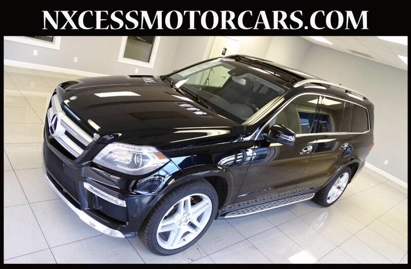 Vehicle details - 2014 Mercedes-Benz GL-Class at NXCESS Motorcars Houston - NXCESS Motorcars