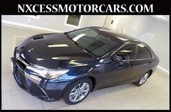 2015 Toyota Camry SE AUTO LEATHER JUST 17K MILES 1-OWNER. Houston TX