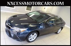 2016 Toyota Camry SE AUTOMATIC ALLOY WHEELS BACK-UP CAMERA 1-OWNER. Houston TX