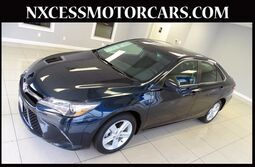 Toyota Camry SE AUTOMATIC ALLOY WHEELS BACK-UP CAMERA 1-OWNER. 2016