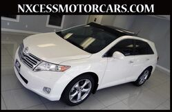 2011 Toyota Venza ROOF PWR/LEATHER SEATS CLEAN CARFAX. Houston TX