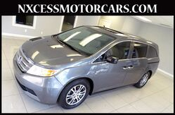 2013 Honda Odyssey EX-L NAVIGATION REAR CAMERA 1-OWNER. Houston TX