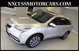 Acura MDX SUV TECH PKG ROOF NAVI 1 OWNER! 2015