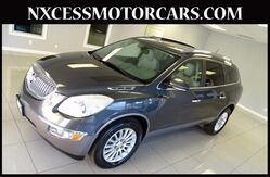 2011 Buick Enclave CXL-1 LEATHER/HEATED SEATS 1-OWNER CLEAN CARFAX. Houston TX