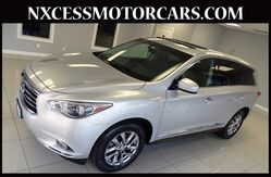 2014 INFINITI QX60 XENON ROOF REAR A/C 1-OWNER. Houston TX