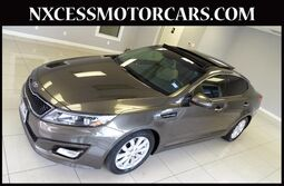Kia Optima EX PANO-ROOF BACK-UP CAM HEATED PKG 1-OWNER. 2014