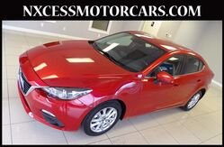 2016 Mazda Mazda3 i Sport AUTOMATIC BACK-UP CAMERA 1-OWNER. Houston TX