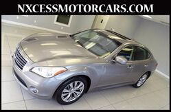 2013 INFINITI M37 PREMIUM PKG NAVIGATION 1-OWNER. Houston TX