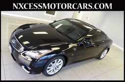 INFINITI Q60 Coupe Journey BACK-UP CAMERA HEATED SEATS 1-OWNER. 2014