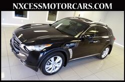 2012 INFINITI FX35 PREMIUM PKG NAVIGATION BACK-UP CAM. Houston TX