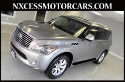2014 Infiniti QX80 ENTERTAINMENT SYSTEM LOADED 1-OWNER. Houston TX