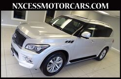 2016 INFINITI QX80 PREMIUM PKG NAVIGATION 1-OWNER. Houston TX