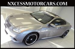 2008 INFINITI G37 Coupe AUTOMATIC CLEAN CARFAX. SPORT COUPE Houston TX