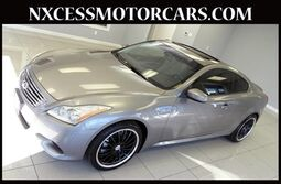 INFINITI G37 Coupe AUTOMATIC CLEAN CARFAX. SPORT COUPE 2008