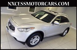2009 INFINITI FX35 LEATHER/ROOF/BACK-UP CAMERA/VENTILATED SEATS. Houston TX