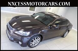 2015 Lexus GS 350 NAVIGATION BACK-UP CAMERA 1-OWNER. Houston TX