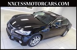 2015 Lexus GS 350 PREMIUM PKG NAVIGATION BSM 1-OWNER. Houston TX
