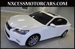 2014 Lexus GS 350 BACK-UP CAM NAVIGATION 1-OWNER!!! Houston TX