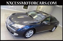 2010 Lexus ES 350 PREMIUM PKG NAVIGATION XENON CLEAN CARFAX. Houston TX