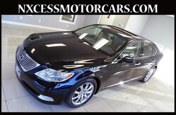2008 Lexus LS 460 PREMIUM PKG 1-OWNER CLEAN CARFAX. Houston TX