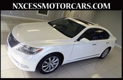 2009 Lexus LS 460 PREMIUM PKG NAVIGATION 1-OWNER. Houston TX