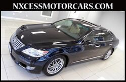 2010 Lexus LS 460 PREMIUM PKG NAVIGATION CLEAN CARFAX. Houston TX