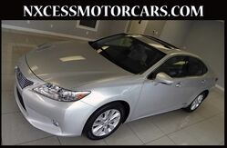 2014 Lexus ES 300h Hybrid PREMIUM PKG NAVIGATION BSM 1-OWNER. Houston TX