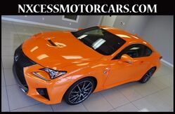 2015 Lexus RC F SPORT COUPE V8 NAVIGATION 1-OWNER. Houston TX
