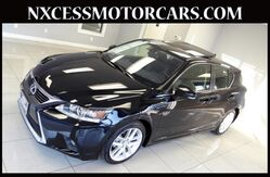 2015 Lexus CT 200h Hybrid FACTORY WARRANTY 1-OWNER. Houston TX