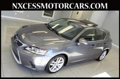 2015 Lexus CT 200h Hybrid ONE-OWNER JUST 16K MILES. Houston TX