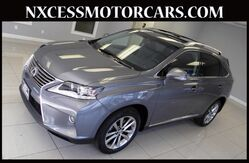 2015 Lexus RX 350 PREMIUM PKG BSM NAVIGATION 1-OWNER!!! Houston TX