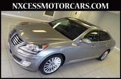 2012 Hyundai Equus ULTIMATE PACKAGE CLEAN CARFAX LOW MILES. Houston TX