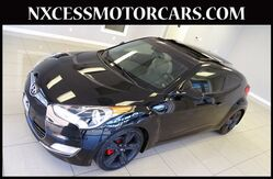 2013 Hyundai Veloster w/Gray Int AUTO NAVIGATION BACK-UP CAMERA. Houston TX