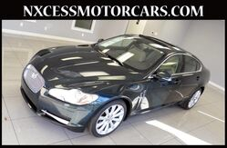 2010 Jaguar XF Premium Luxury NAVIGATION 1-OWNER. Houston TX