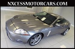 2009 Jaguar XKR Series XK XKR Portfolio JUST 30K MILES CLEAN CARFAX. Houston TX