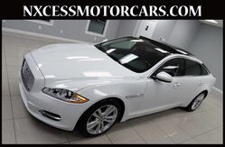 2014 Jaguar XJ XJL Portfolio PANO-ROOF JUST 13K MILES 1-OWNER. Houston TX