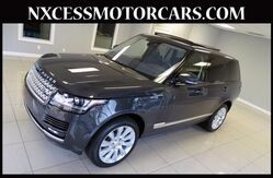 2015 Land Rover Range Rover Supercharged 4-ZONE A/C WINTER PKG 1-OWNER. Houston TX
