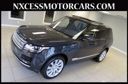 Land Rover Range Rover Supercharged 4-ZONE A/C WINTER PKG 1-OWNER. 2015