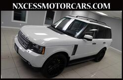 2011 Land Rover Range Rover SUPERCHARGED TRI-ZONE CLIMATE CONTROL. Houston TX