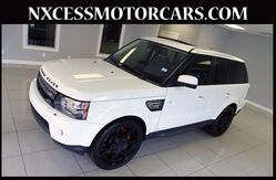 2013 Land Rover Range Rover Sport SC Limited Edition DVD ENTERTAINMENT SYSTEM. Houston TX