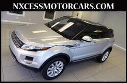 2014 Land Rover Range Rover Evoque Pure BACK-UP CAMERA MERIDIAN AUDIO 1-OWNER. Houston TX