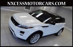 2014 Land Rover Range Rover Evoque Dynamic GLASS ROOF NAVIGATION MERIDIAN AUDIO. Houston TX