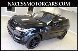 Land Rover Range Rover Sport V8 PANO-ROOF NAVIGATION WINTER PKG 1-OWNER. 2016