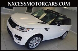 2014 Land Rover Range Rover Sport Autobiography PANORAMA DVD ENTERTAINMENT SYSTEM. Houston TX