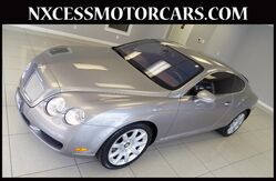2006 Bentley Continental GT NAVIGATION JUST 45K MILES CLEAN CARFAX. Houston TX