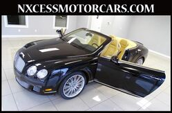 2010 Bentley Continental GTC SPEED 9K MILES. Houston TX