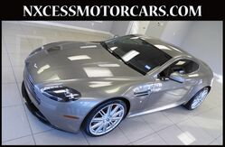 2013 Aston Martin V8 Vantage LED LIGHTS NAVIGATION BACK-UP CAMERA. Houston TX